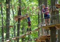 TreeRunner Adventure Park WB Tickets Contest