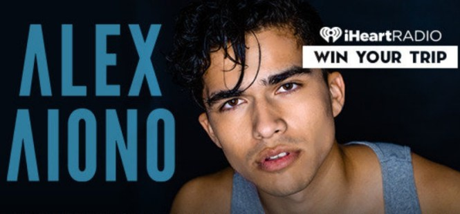 iHeartRadio Alex Aiono Fly To NYC Sweepstakes
