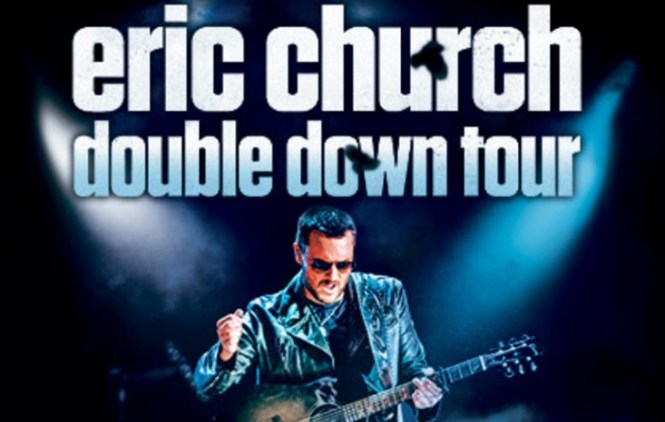 100.7 The Wolf Eric Church Double Down Tour Contest