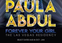 103.5 KTU Paula Abdul At Flamingo Flyaway Sweepstakes