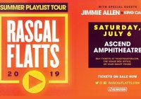 107.5 The River Rascal Flatts Online Contest