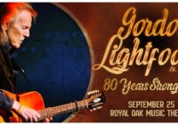 94.7 WCSX Gordon Lightfoot Tickets Giveaway