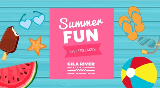 Abc 15 Gila River Hotels And Casinos Summer Fun Sweepstakes