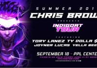 B104 Allentown Chris Brown Tickets Giveaway