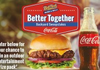 Ball Park Buns Coca-Cola Better Together Sweepstakes