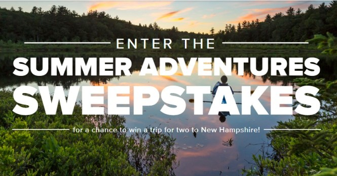 National Geographic Summer Adventures Sweepstakes