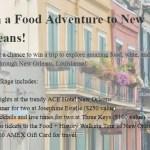 New Orleans Food And Wine Weekend Getaway Sweepstakes