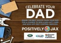 News 4 Jax Celebrate Your Dad Contest