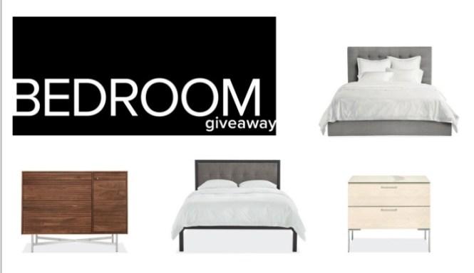 Room And Board Bedroom Sweepstakes - Win Bedroom Furniture ...