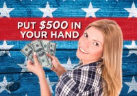 Commercial Free Country Cash Contest