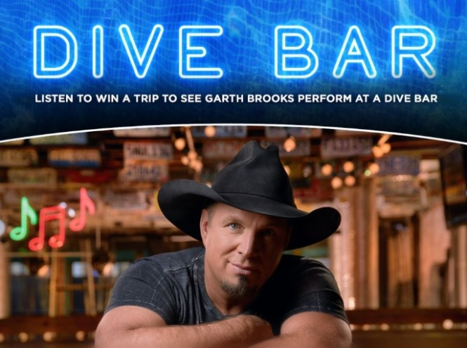 Garth Dive Bar Flyaway Contest