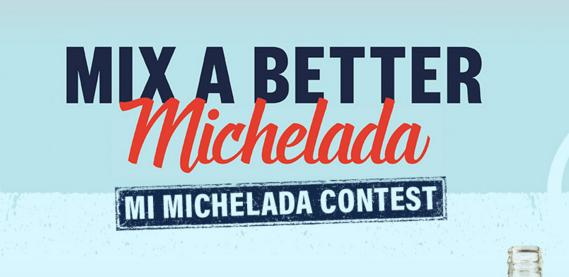 Mi Michelada Contest and Sweepstakes - Win A Trip To