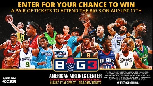 The Big 3 Contest