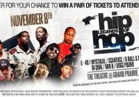The Legends Of Hip Hop Contest