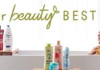 Unilever Beauty Sweepstakes 2019