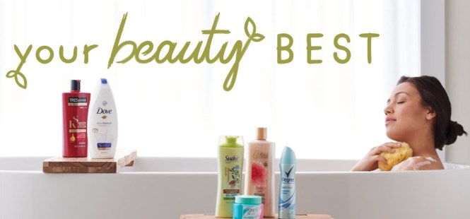 Unilever Beauty Sweepstakes 2019