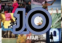 AFAR 10th Anniversary Sweepstakes