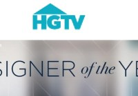 HGTV 10,000 Dollars Designer Of The Year Awards Sweepstakes