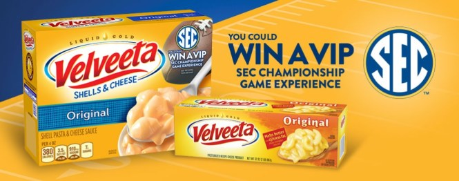 Kraft Heinz Foods Score With Velveeta Sweepstakes