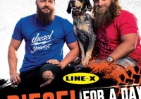 Line X Diesel Brothers For A Day Sweepstakes