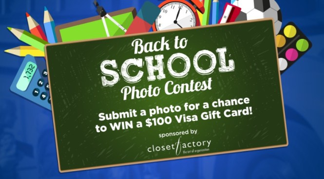 WRIC - Back To School Photo Sweepstakes