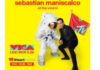 iHeartRadio Meet Sebastian Maniscalco Sweepstakes
