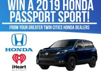 Greater Twin Cities Honda Dealers Car Giveaway