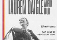Lauren Daigle Online Sweepstakes