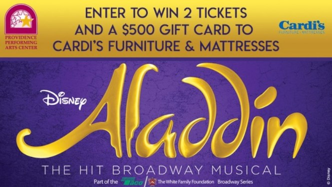 WPRI.com Aladdin Magic Carpet Giveaway