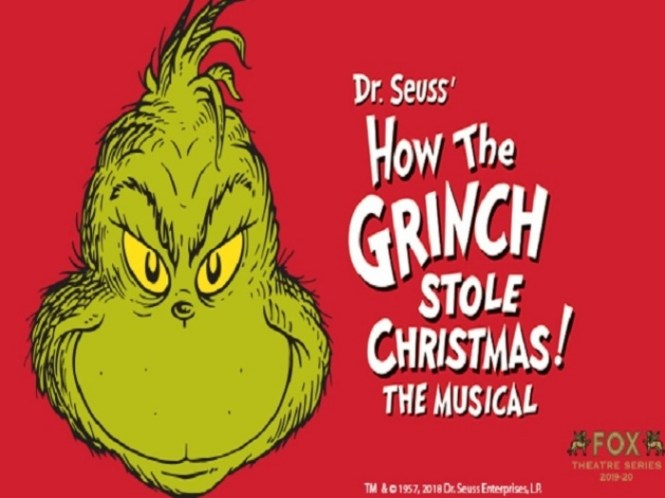Dr. Seuss How The Grinch Stole Christmas Sweepstakes