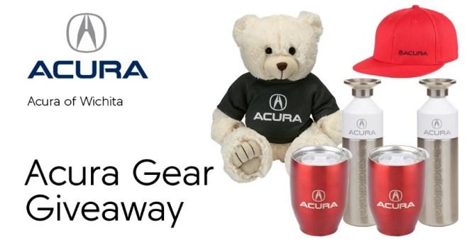 KSN Acura Gear October Giveaway