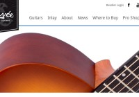 Larrivee Guitars Simple-6 Holiday Sweepstakes