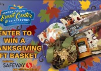 Oregon TV Thanksgiving Gift Basket Giveaway