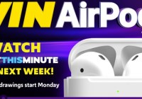 RightThisMinute AirPods Sweepstakes