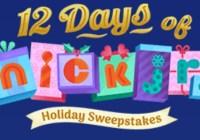 Viacom Nick Jr. Holiday IWG And Sweepstakes