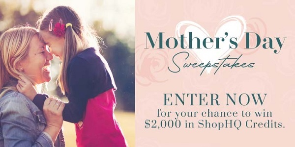 iMedia Brands Mothers Day Sweepstakes