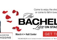 Bachelor Live On Stage In Eugene Sweepstakes