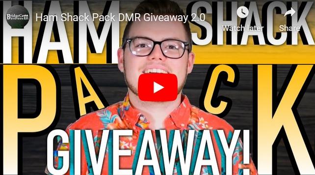 BridgeCom Systems Ham Shack Pack DMR Giveaway