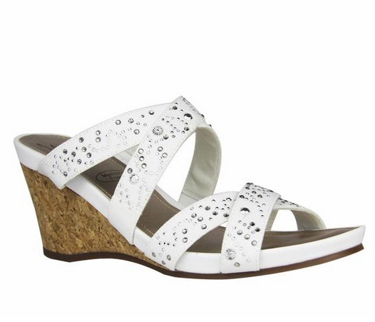 Impo Veradis Stretch Wedge Sandal With Memory Foam Giveaway