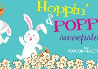 Popcorn Factory Easter Sweepstakes
