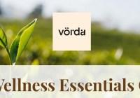 Spring Wellness Essentials Giveaway