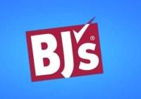 BJ Wholesale Club BJ Survey Sweepstakes