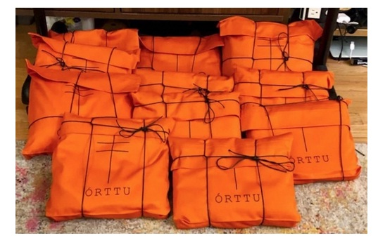 ORTTU $2000 Shopping-Spree Sweepstakes