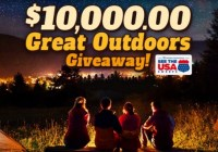 PCH $10k Great Outdoor Giveaway