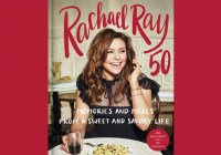 Rachael Ray 50 Memories And Meals Giveaway