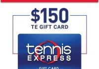Tennis Express Giveaway