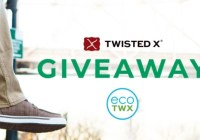 Twisted X EcoTWX Giveaway