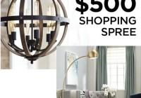 $500 Lamp Plus Ratings Sweepstakes