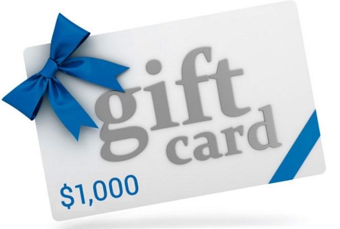 Bloomingdale Gift Card Sweepstakes