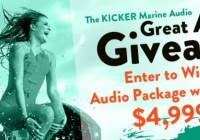 Boating Magazine Kicker Marine Audio Great Audio Giveaway